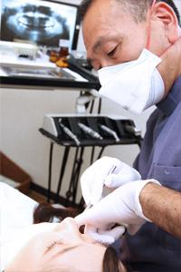 25年間、地域の「かかり付け歯科医」として取り組んでいます。